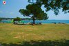 Polari Campground Beach View on bay